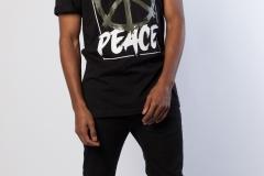 Peace-tee-voor