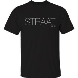 T-shirt Straat