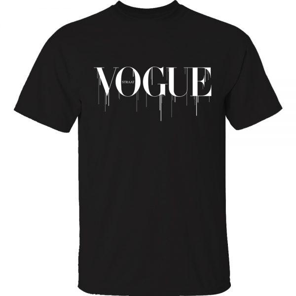 T-shirt Vogue Straat